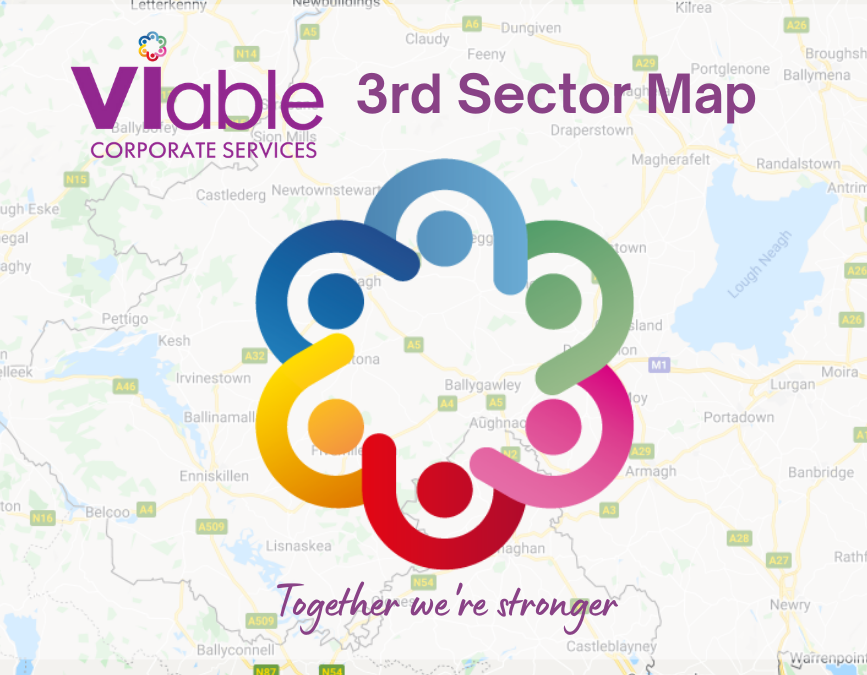 The VIable Corporate Services #ThirdSectorMapNI