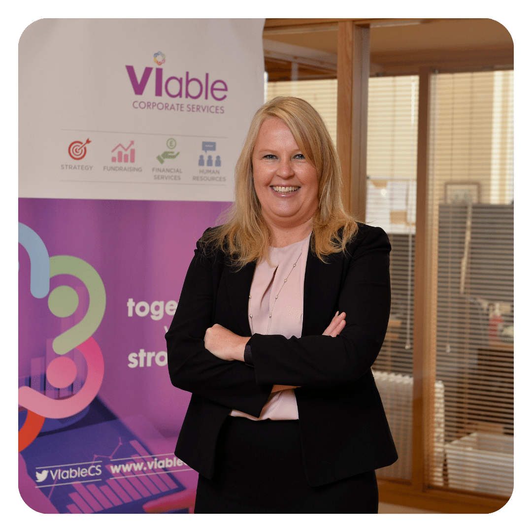 Picture of Annette Greer, CEO of VIable Corporate Services