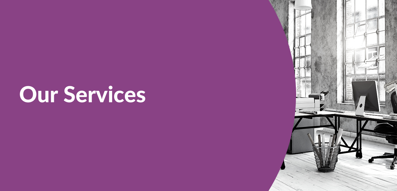 Our services tab for Viable Corporate Services