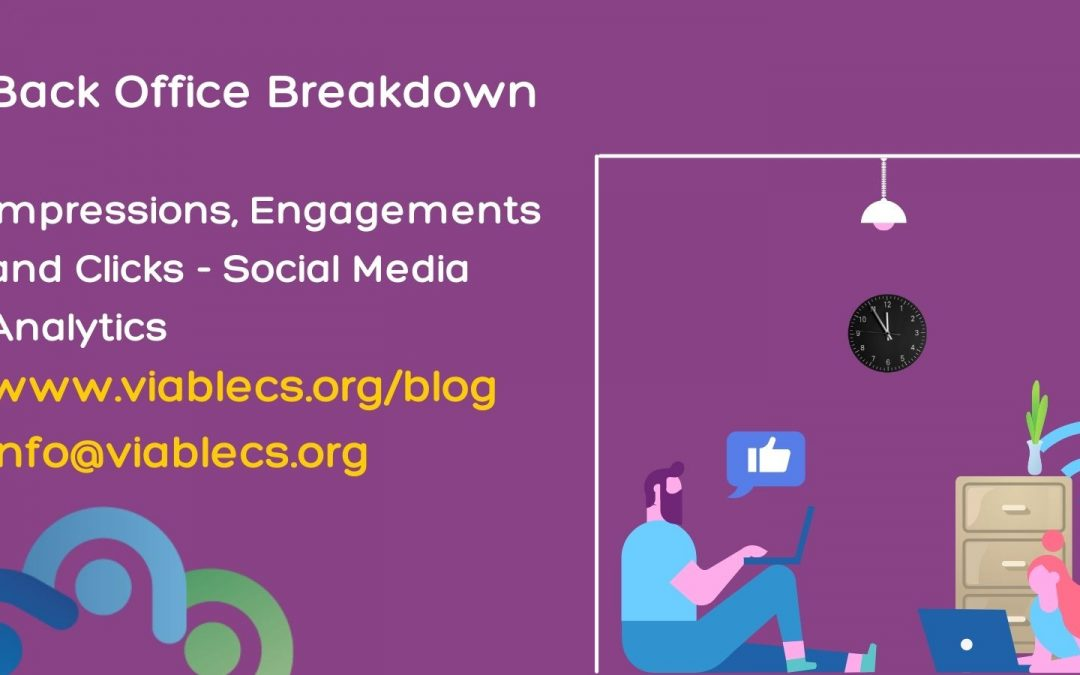 What are Impressions, Engagements and Clicks?